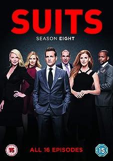 SUITS/スーツ シーズン8 [DVD-PAL方式 ※日本語無し] (輸入版) -Suits - Season 8 DVD-