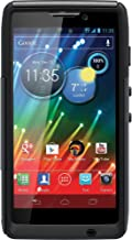 OtterBox Commuter Series Case for Motorola RAZR HD - Retail Packaging - Black (Discontinued by Manufacturer)