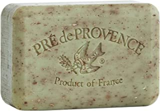Pre' De Provence Artisanal French Soap Bar Enriched With Shea Butter, Sage, 250 Gramme