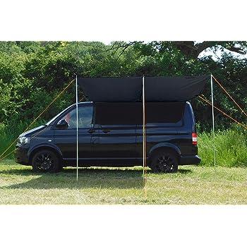 SUV monovolume minivan berlina pic-nic campeggio berlina allaperto Tenda da sole portatile leggera anti tenda da sole per tenda da sole per tenda da sole leggera per auto per spiaggia