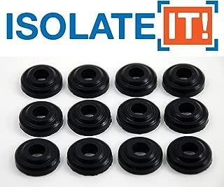 Isolate It!: Sorbothane Vibration Isolation Bushing 50 Duro (.28
