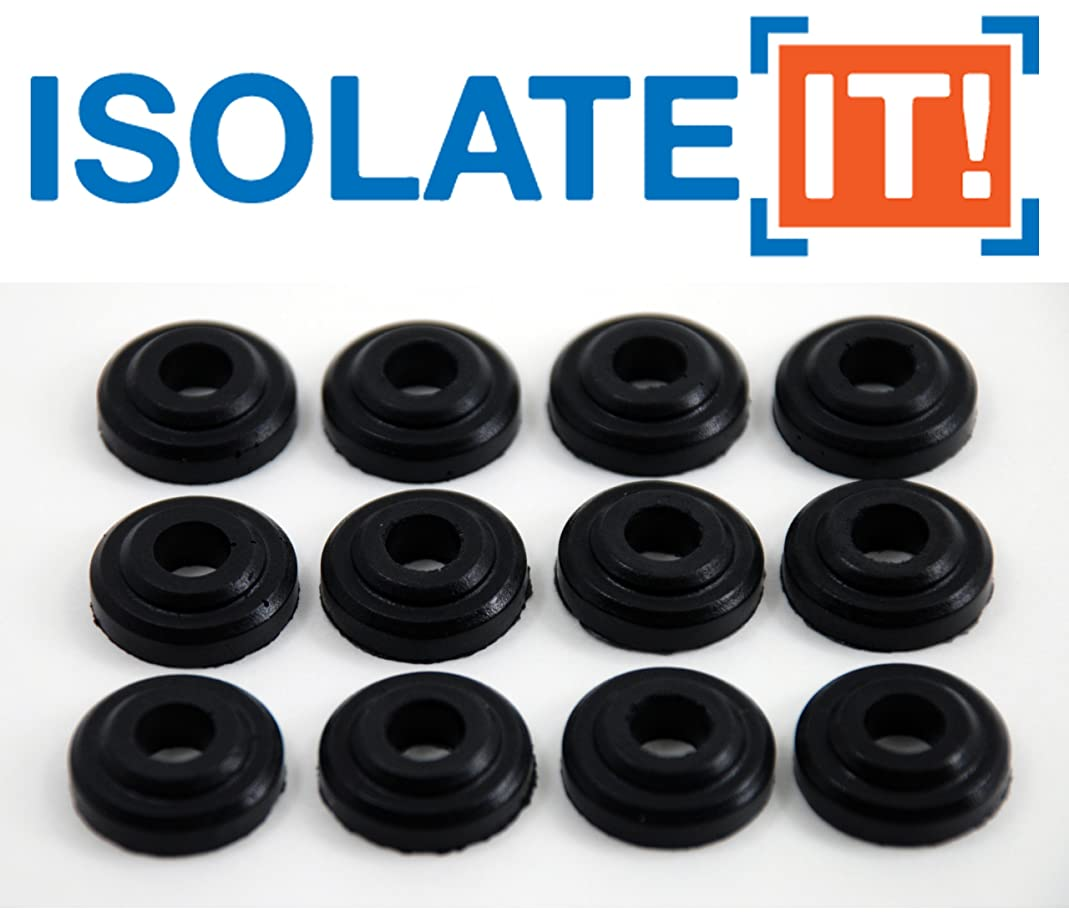 Isolate It!: Sorbothane Vibration Isolation Bushing 30 Duro (.28