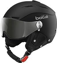Bollé Unisex – Skihelm voor volwassenen met skivizier