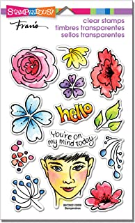 Stampendous On My Mind Clear Stamp Set