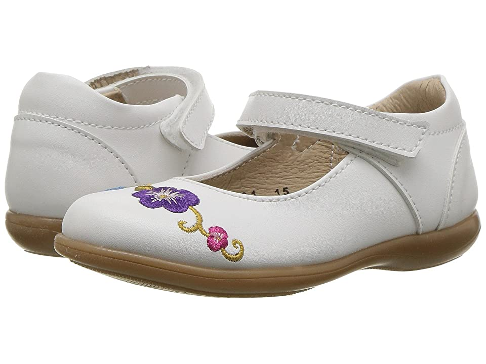 Kid Express Athena (Toddler/Little Kid) (White Combo) Girl