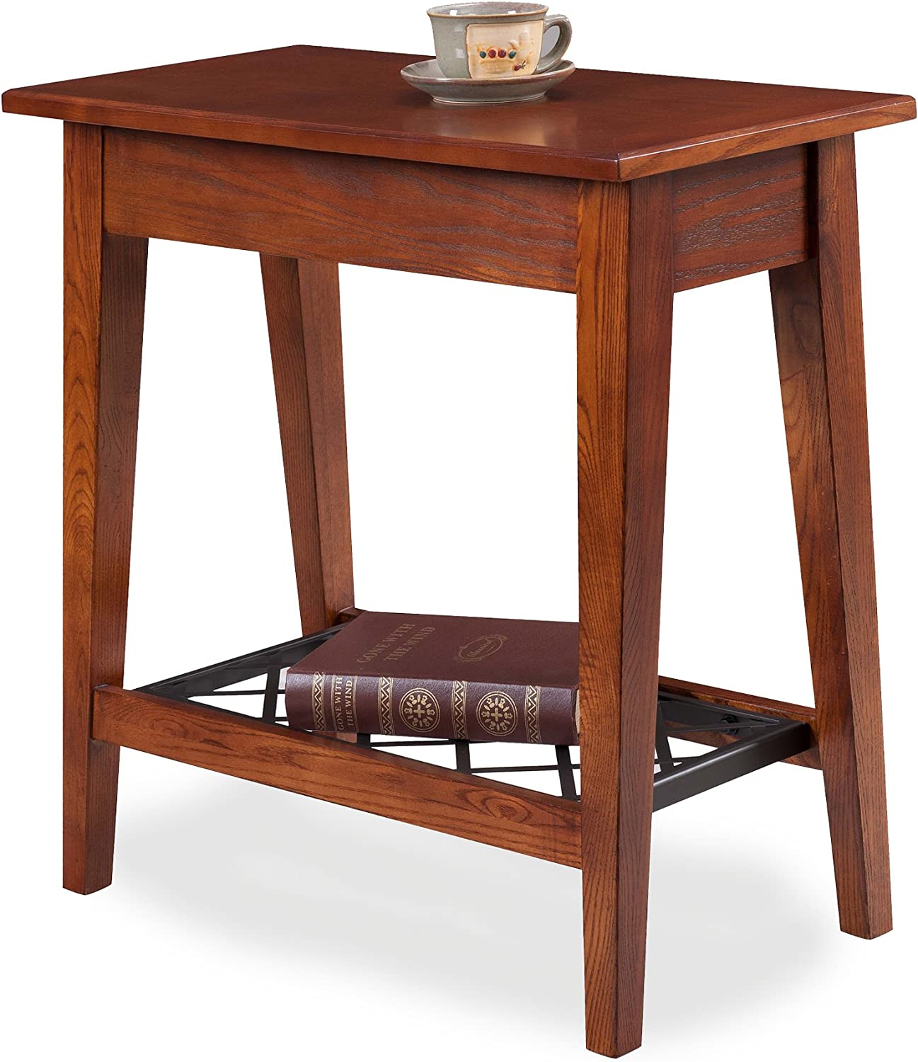 Leick 10205 Latisse Narrow Chairside Table
