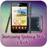 Galaxy Note iLock