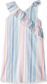 Tommy Hilfiger Big Girls' Short Sleeve Fashion Dress