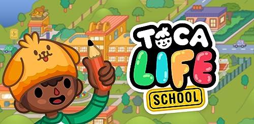 『Toca Life: School』のトップ画像