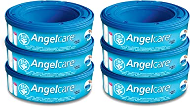 angelcare refill cassettes 6 pack