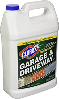 Clorox Company 31608 Gallon Pro-Results Garage/Driveway Cleaner, 1 Gal