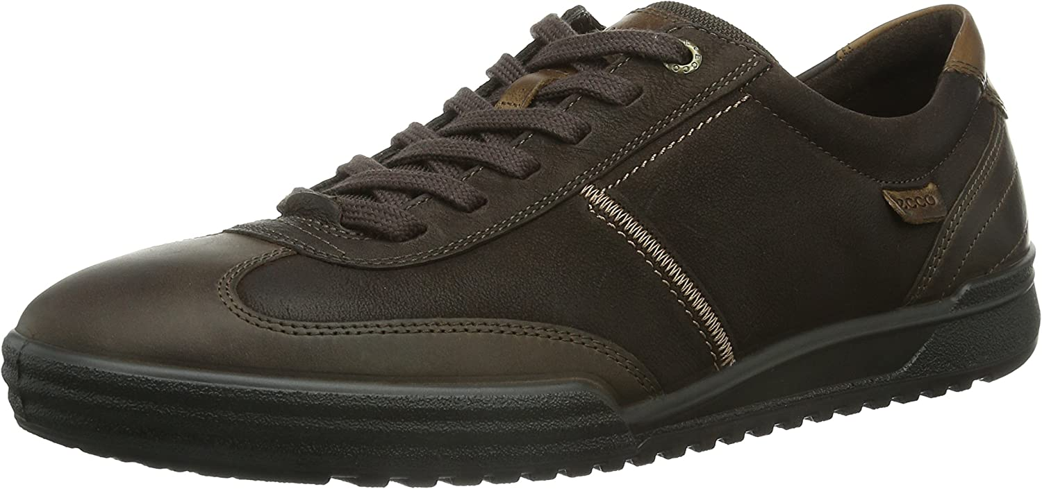 ECCO Men's Fraser Low-Top Trainers