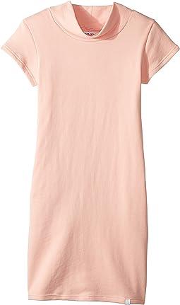 Fleece Midi Dress (Little Kids/Big Kids)