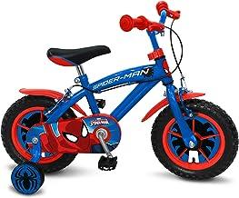Stamp Sas SM250020NBA Bicicleta, Niños, Rojo, 4-6 años