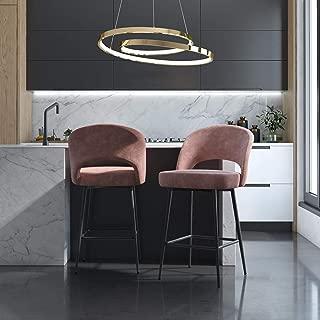Best blush bar stools Reviews