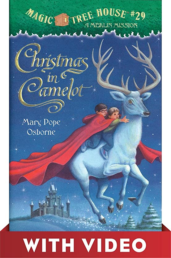緑タブレット医学Christmas in Camelot (Enhanced Edition): Special Video Edition with Songs from the Musical! (Magic Tree House (R) Merlin Mission Book 1) (English Edition)