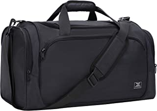 21 Inch Sports Gym Bag with Wet Pocket Travel Duffel Bag for Men and Women