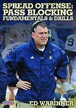 Ed Warinner: Spread Offense: Pass Blocking Fundamentals & Drills (DVD)