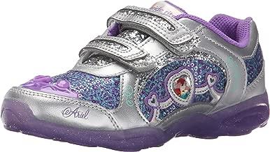 Stride Rite Disney Ariel Alternative Closure Light-Up Sneaker (Toddler/Little Kid)
