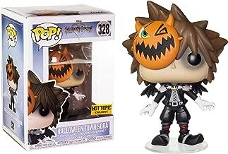 Funko Pop! Disney Kingdom Hearts Halloween Town Sora Exclusive Vinyl Figure