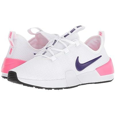 Nike Ashin Modern (White/Court Purple/Laser Pink/Wolf Grey) Women