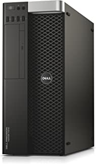 Dell Precision T7810 Workstation 2X Intel Xeon E5-2630 V3 2.4GHz 8-Core 128GB DDR4 Quadro NVS 510 480GB SSD Win 10 Pro (Renewed)