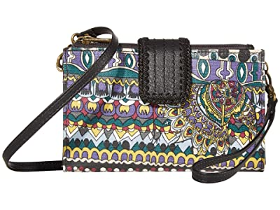 Sakroots Olympic Smartphone Crossbody (Multi One World) Handbags