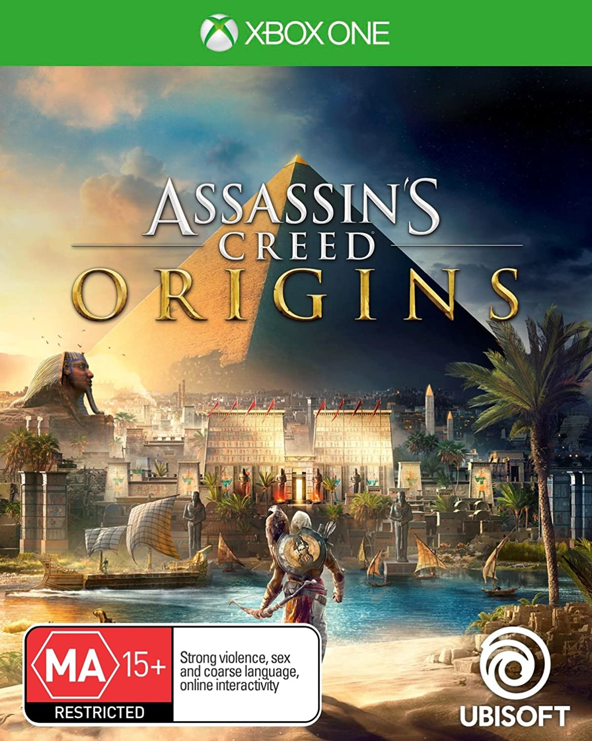 Assassins Creed Origins Xbox Manufacturer regenerated product Outstanding - One