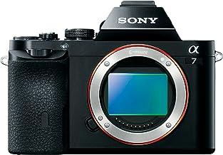 Sony a7 Full-Frame Mirrorless Digital Camera - Body Only