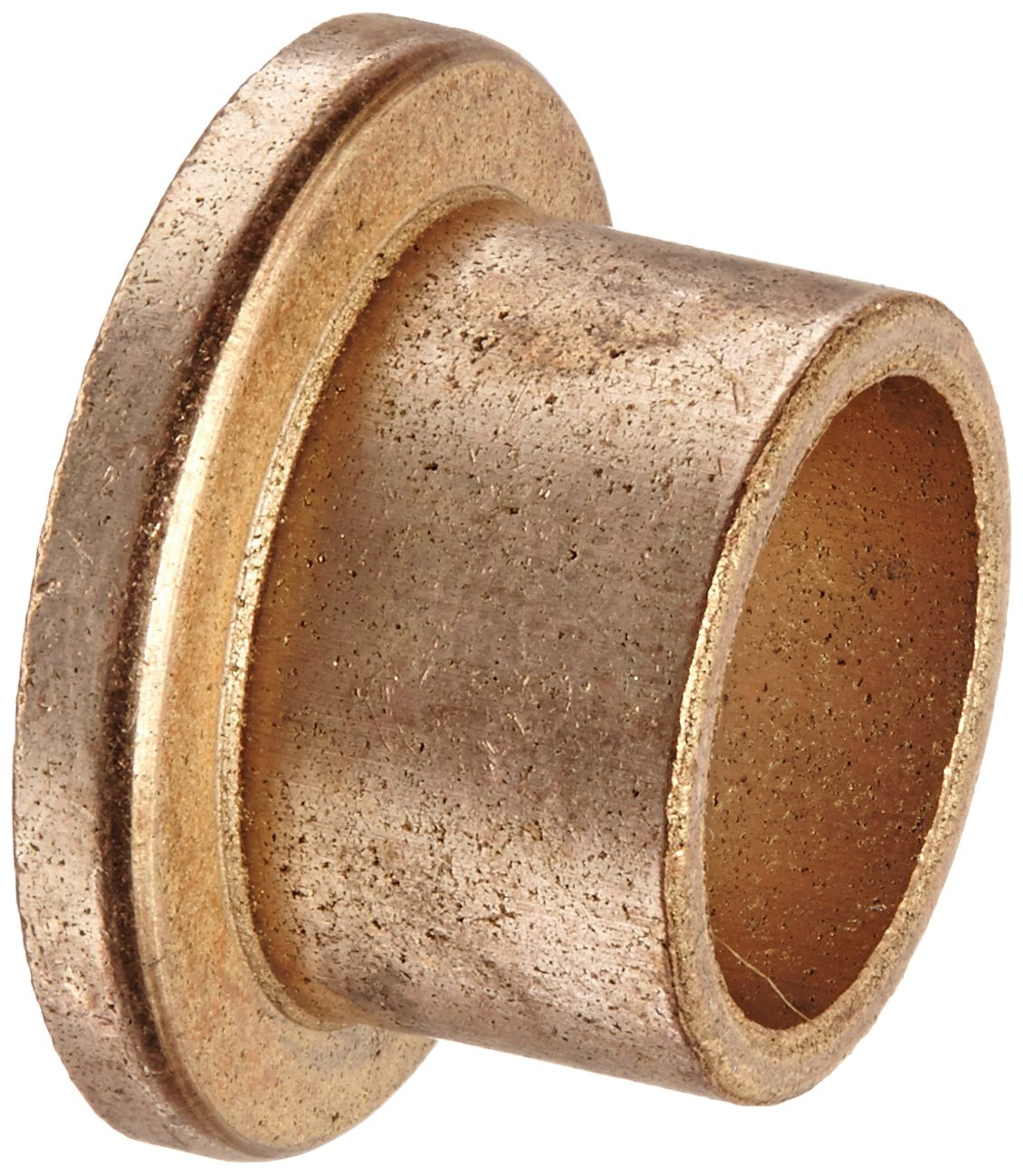 Our shop most popular Bunting Bearings Challenge the lowest price of Japan ☆ EXEF081008 Extra Lubricant with PTFE Flange Be