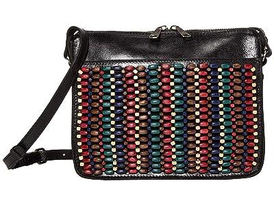 Patricia Nash Nazaire Top Zip (Blue Forest Bead) Handbags