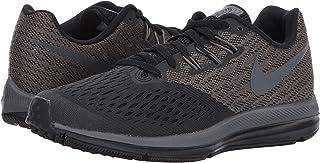 (ナイキ) NIKE レディースランニングシューズ?スニーカー?靴 Air Zoom Winflo 4 Anthracite/Dark Grey/Black 6 (23cm) B - Medium