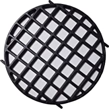 soldbbq Porcelain-Enameled Cast-Iron Gourmet BBQ System Sear Grate Replacement for 22.5