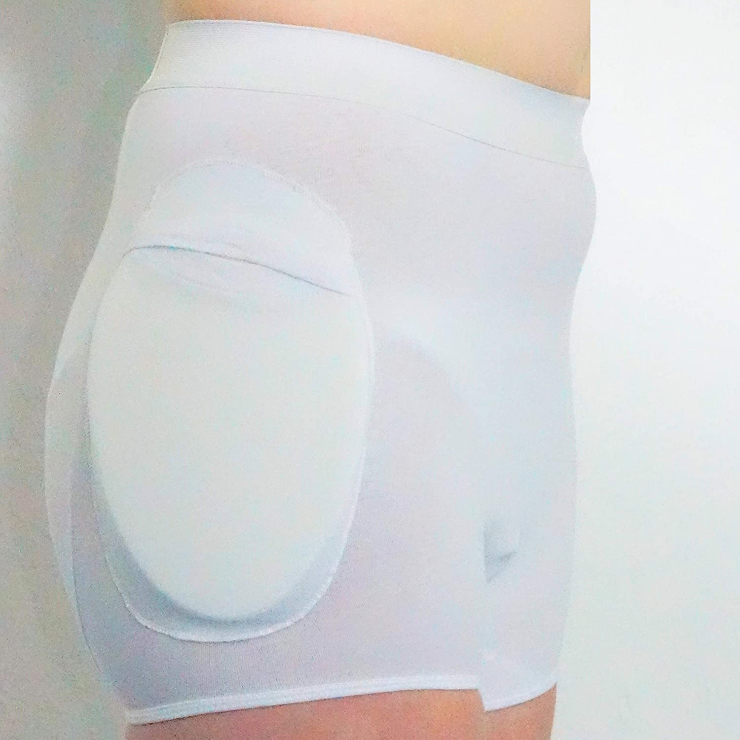 SafetySure Hip Protector White XLarge Shipping 2021 autumn and winter new included