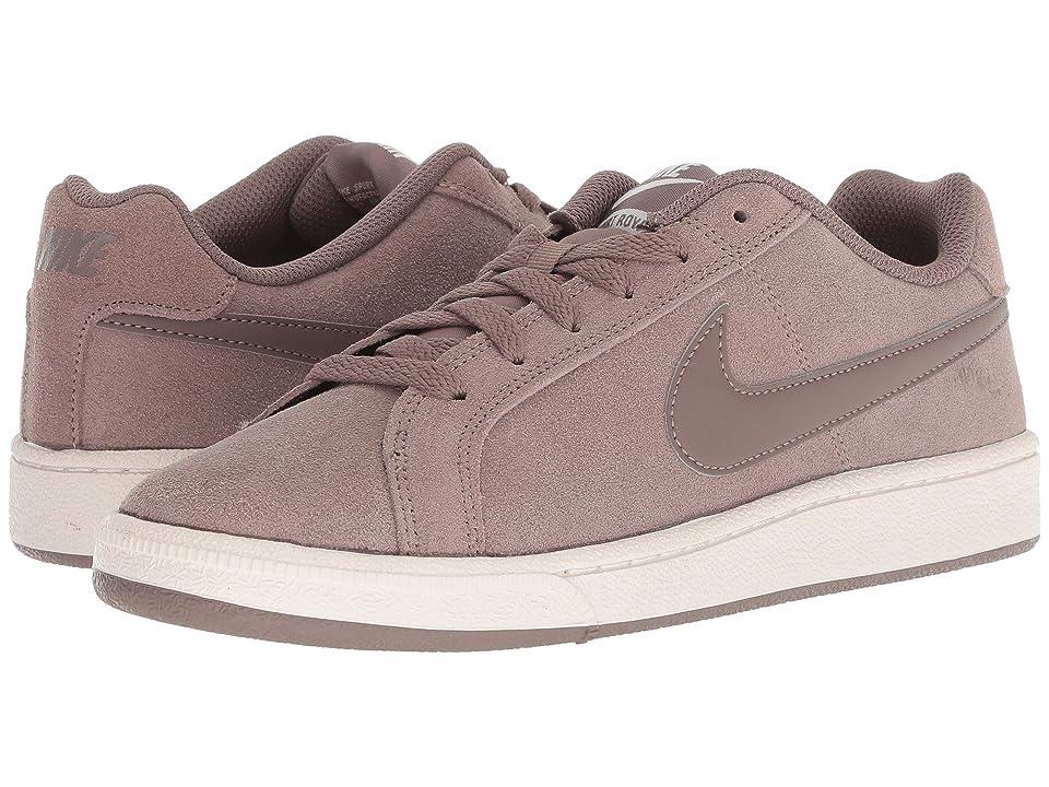 Nike Court Royale Suede (Mink Brown/Mink Brown/Phantom) Women