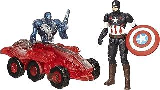 Marvel Avengers Age of Ultron Captain America Vs. Sub-Ultron 002 2.5-inch Figure Pack