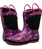 Western Chief Kids - Heart Camo Neoprene Boot (Little Kid/Big Kid)