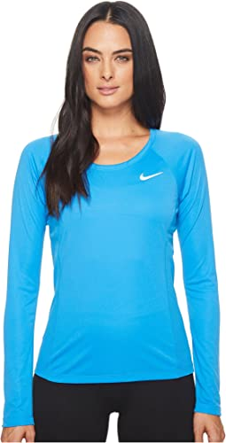 Nike - Dry Miler Long Sleeve Running Top