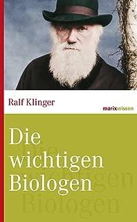 Die wichtigsten Biologen (marixwissen) (German Edition)