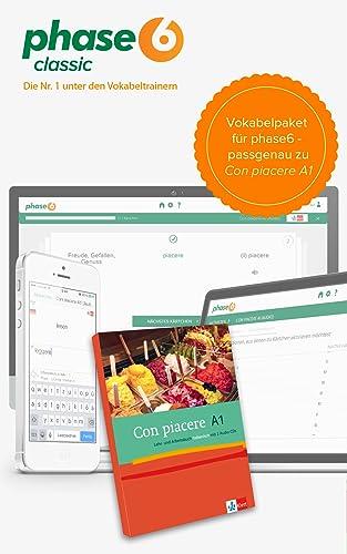 phase-6 Vokabelpaket zu Con piacere A1 [Online Code]