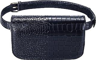 کیف باند کم کیف زنانه Badiya Fanny کیسه تمساح چرمی تلفن همراه