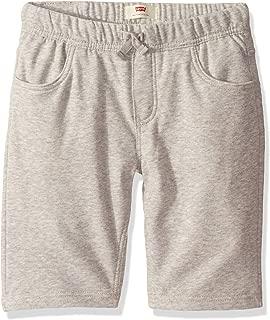 Boys' Big Athleisure Knit Shorts