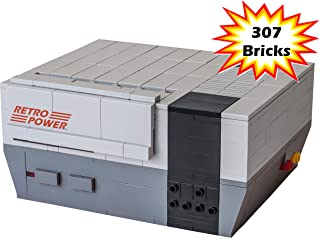 NES Retro Brick Raspberry Pi Case (307 Bricks) for 2B 3B 3B+ RetroPie Nintendo