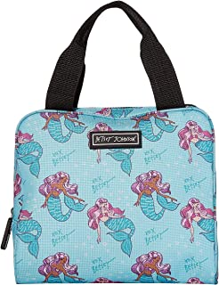 Insulated Print Lunch Tote