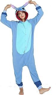 JinXi Unisex Adult Cartoon Animal Pajamas Onesie Costumes
