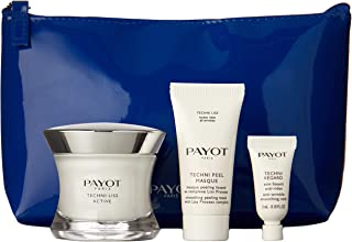Payot Techni Liss Anti-Wrinkle Set by Payot for Unisex - 4 Pc Set 1.6oz Techni Liss Active, 0.10oz Techni