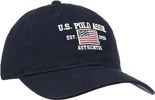 Men's Us Polo Association Flat Baseball Cap
