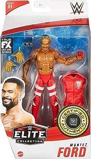 WWE Elite Series 81 Montez Ford Action Figure