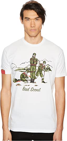 DSQUARED2 - Bad Scouts T-Shirt