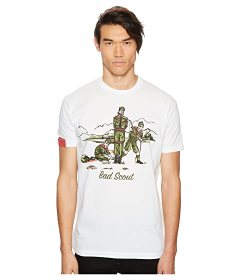 DSQUARED2 Bad Scouts T-Shirt